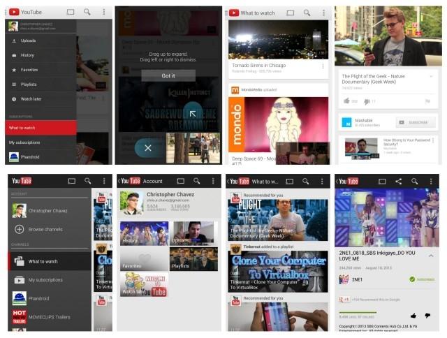 YouTube 升級至 5.0版本,為大家帶來畫中畫功能!