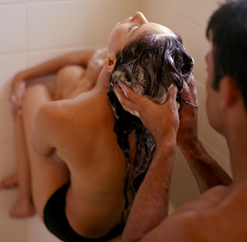 Страсть в ванне 10 фотография