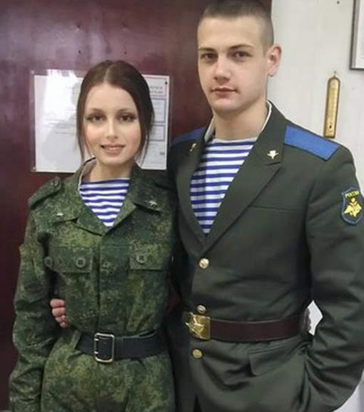 俄罗斯美女士兵 正妹尤利娅报到! LIFE生活网