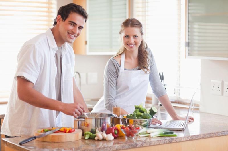 爱做饭的男人智商高 常做家事的男人避免老年